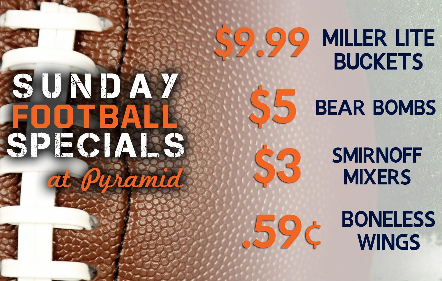 football specials