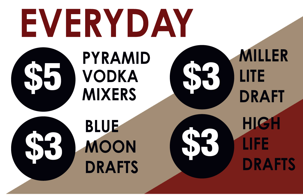 Daily Drink Specials